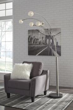 Ashley Metal Arc Lamp (1/CN)/Winter