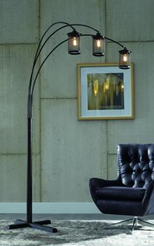 Ashley Metal Arc Lamp (1/CN)/Maovesa
