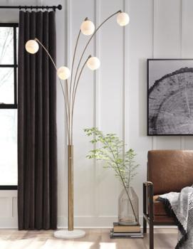 Ashley Metal Arc Lamp (1/CN)/Taliya