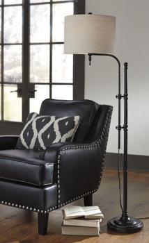 Ashley Metal Floor Lamp (1/CN)