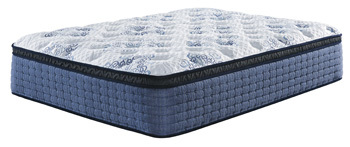 Ashley King Mattress/Mt Dana Euro Top