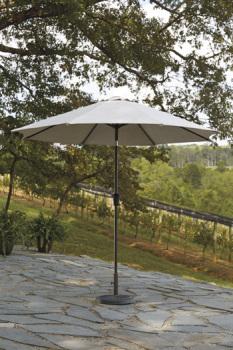 Ashley Medium Auto Tilt Umbrella