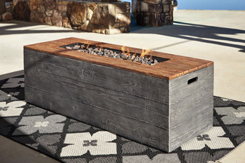 Ashley Low RECT Fire Pit Table