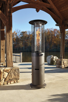 Ashley Patio Heater/Hatchlands/Brown