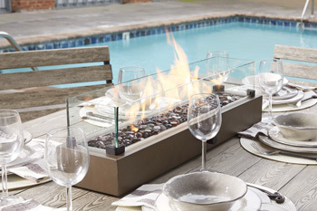Ashley Table Top Fire Bowl/Hatchlands