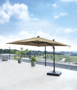 Ashley Large Cantilever Umbrella