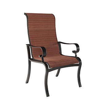 Ashley Sling Chair (2/CN)/Apple Town