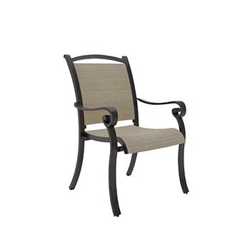 Ashley Sling Chair (4/CN)/Bass Lake