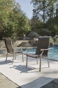 Ashley Arm Chair (4/CN)/Windon Barn