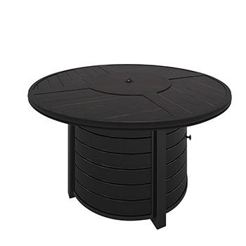 Ashley Round Fire Pit Table