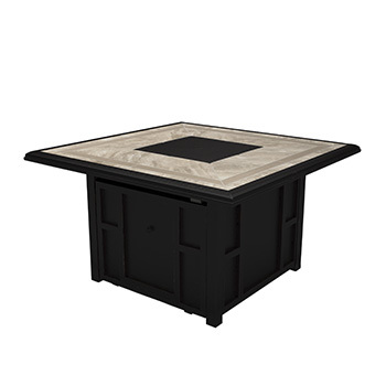 Ashley Square Fire Pit Table