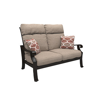 Ashley Loveseat w/Cushion