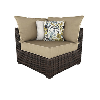 Ashley Corner with Cushion (2/CN)