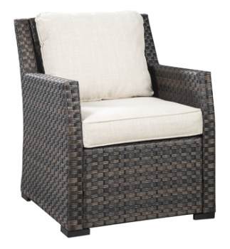 Ashley Lounge Chair w/Cushion (1/CN)