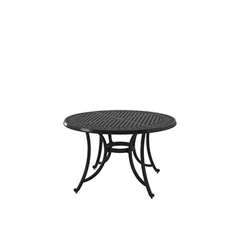 Ashley Round Dining Table w/UMB OPT