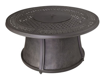 Ashley Round Fire Pit Table Base