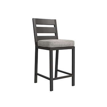 Ashley Barstool with Cushion (2/CN)