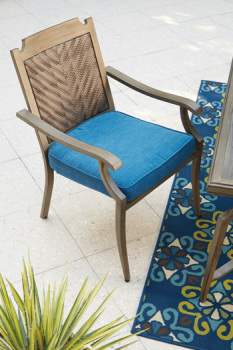 Ashley Chair with Cushion (4/CN)