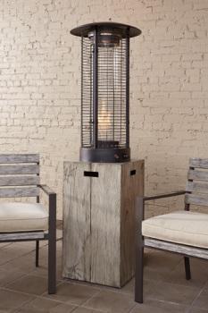 Patio Heater/Peachstone