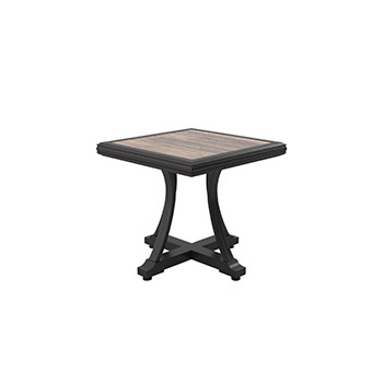 Ashley Square End Table/Marsh Creek