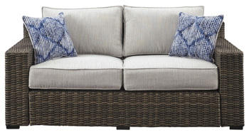 Ashley Loveseat w/Cushion/Alta Grande