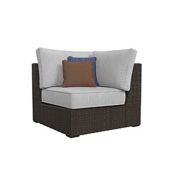 Ashley Corner with Cushion (1/CN)