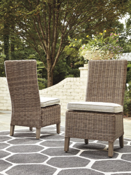 Ashley Side Chair with Cushion (2/CN)