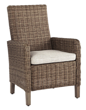 Ashley Arm Chair With Cushion (2/CN)