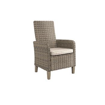 Ashley Arm Chair With Cushion (2/CN)