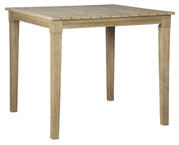 Ashley Square Bar Table/Clare View