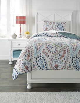 Ashley Twin Comforter Set/Danniell