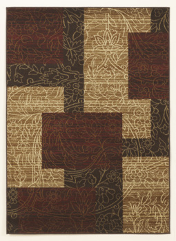 Ashley Medium Rug/Rosemont