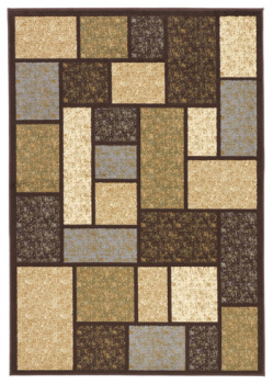 Ashley Medium Rug/Keswick/Brown