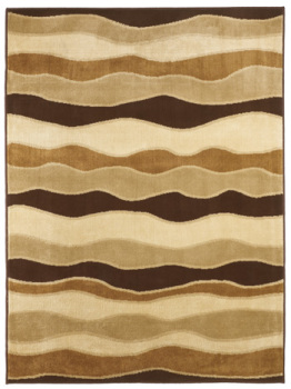 Ashley Medium Rug/Frequency/Toffee