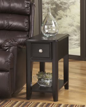 Ashley Chair Side End Table/Breegin