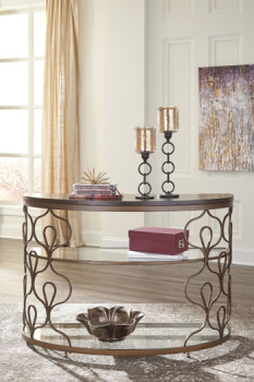 Ashley Sofa Table/Fraloni