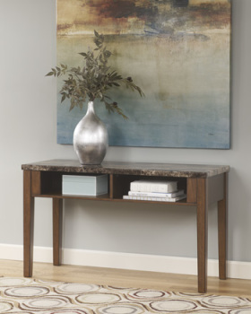 Ashley Console Sofa Table/Theo