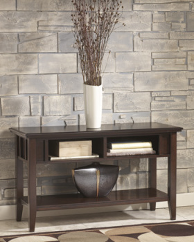 Ashley Console Sofa Table/Logan