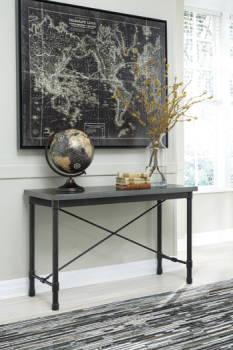Ashley Sofa Table/Minnona