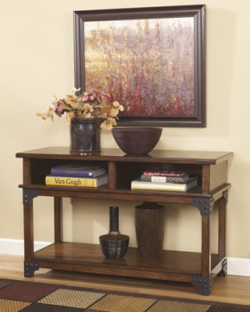 Ashley Console Sofa Table/Murphy