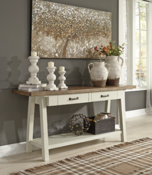 Sofa Table/Stownbranner