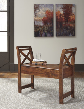 Ashley Accent Bench/Abbonto