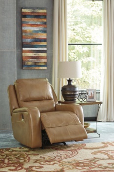 Phenomenal Ashley U6070198 Power Rocker Recliner Roogan Craig Gmtry Best Dining Table And Chair Ideas Images Gmtryco