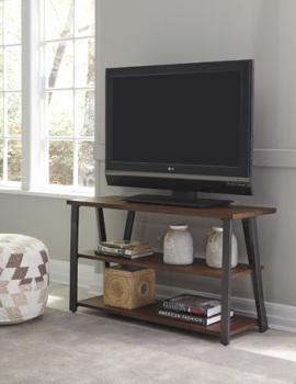 Ashley TV Stand/Banilee/Chestnut