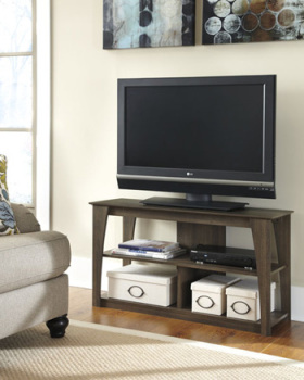 Ashley TV Stand/Frantin/Brown