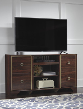 Ashley LG TV Stand w/FRPL/Audio OPT