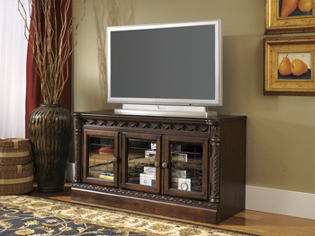 Ashley W553 31 Medium Tv Stand North Shore Park Home