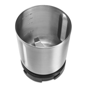 Blade Coffee Grinder Metal Cup Assembly (Fits model BCG111)