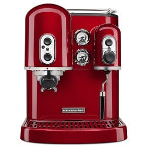 KitchenAid Pro Line® Series Espresso Maker with Dual Independent Boilers