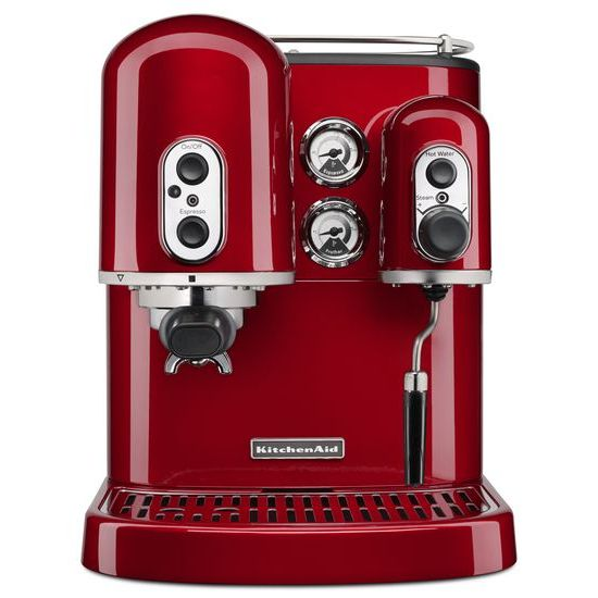 Model: KES2102CA   KitchenAid Pro Line® Series Espresso Maker with Dual Independent Boilers